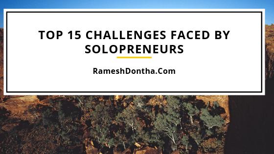 Top 15 Challenges