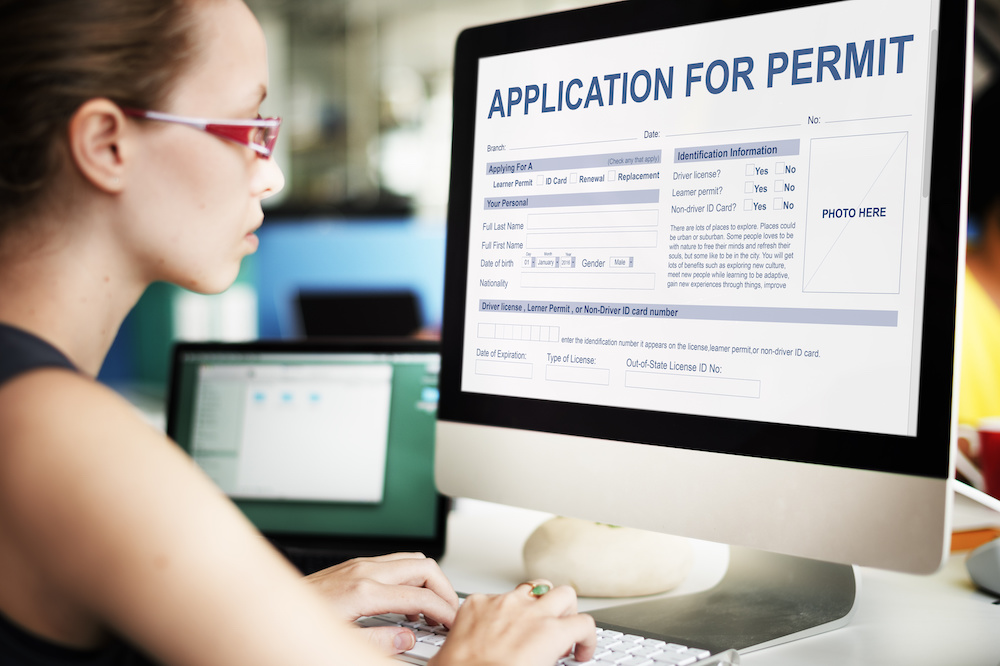 apply for business license online